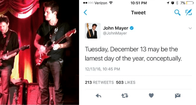 taylor swift twitter FAIL reactions fans funny john mayer