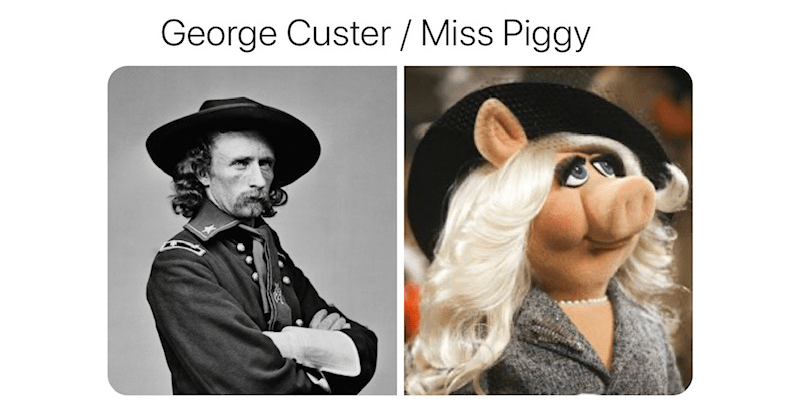 funny thread comparing civil war generals to muppets