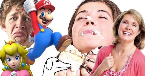wholesome doge list super mario wholesome memes mario - 1257989