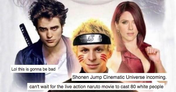 live action,anime,shonen jump,naruto