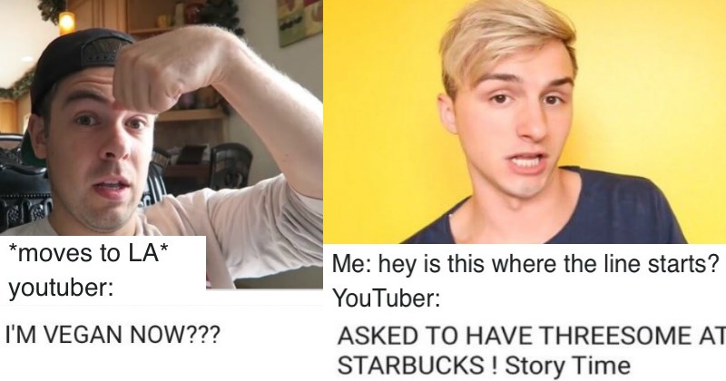 Youtubers that may have over embellished their stories just a tiny bit
