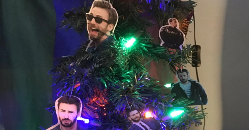 chris,puns,christmas trees,Memes