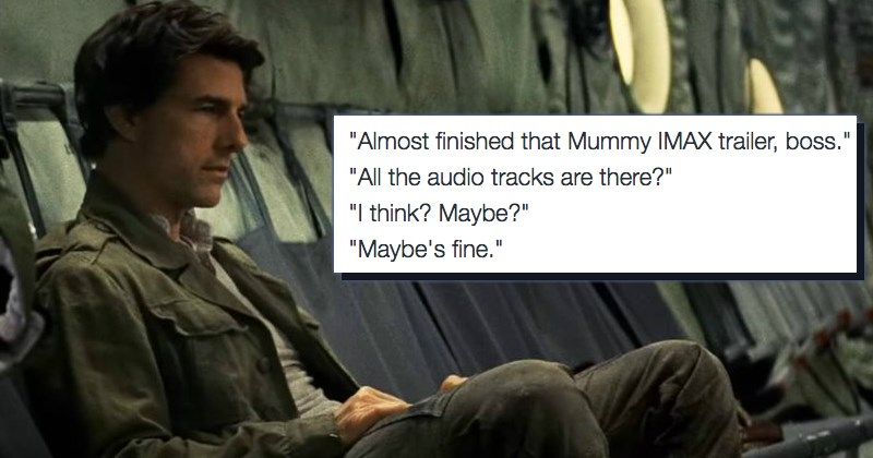trailers list The Mummy meme funny Video - 1275909