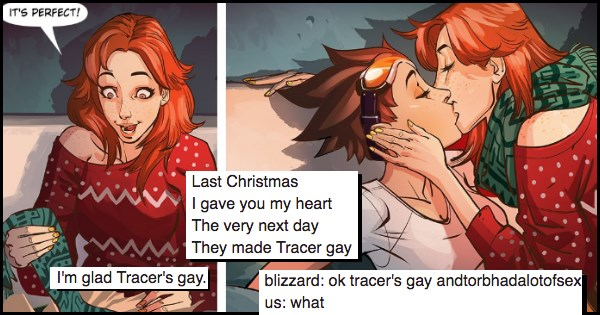 overwatch LGBT tracer - 1276677