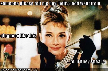 Audrey Hepburn,dead yet fabulous
