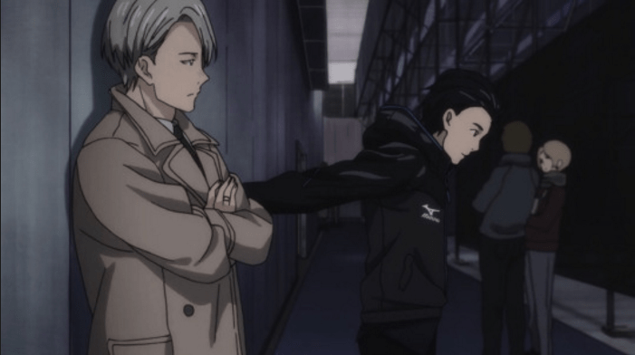 yuri on ice yuri anime - 1284357