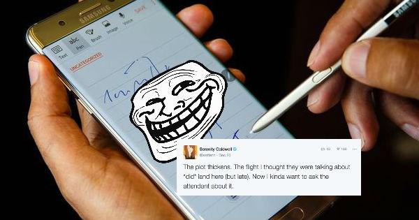 twitter phones FAIL trolling technology - 1286149