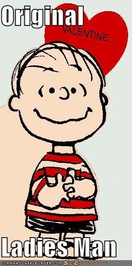 Linus peanuts - 1295585024