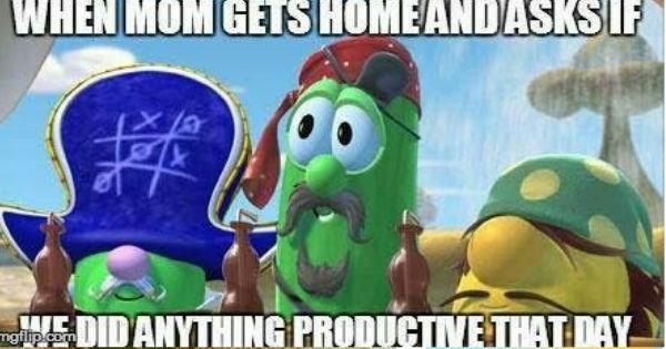 veggie tales memes