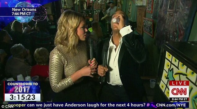 don lemon news FAIL new years drunk cnn TV - 1307141