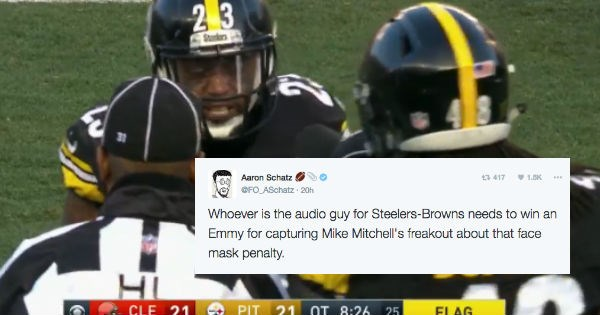 ref FAIL nfl Meltdown reactions angry football funny - 1309445