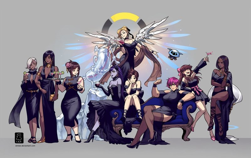 overwatch video game - 1313285