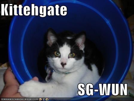 Kittehgate  SG-WUN