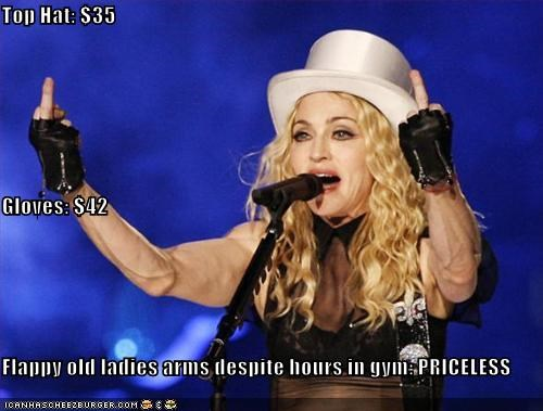 crazy Madonna Music - 1318125312