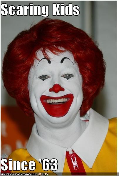 Ronald McDonald - 1321471232