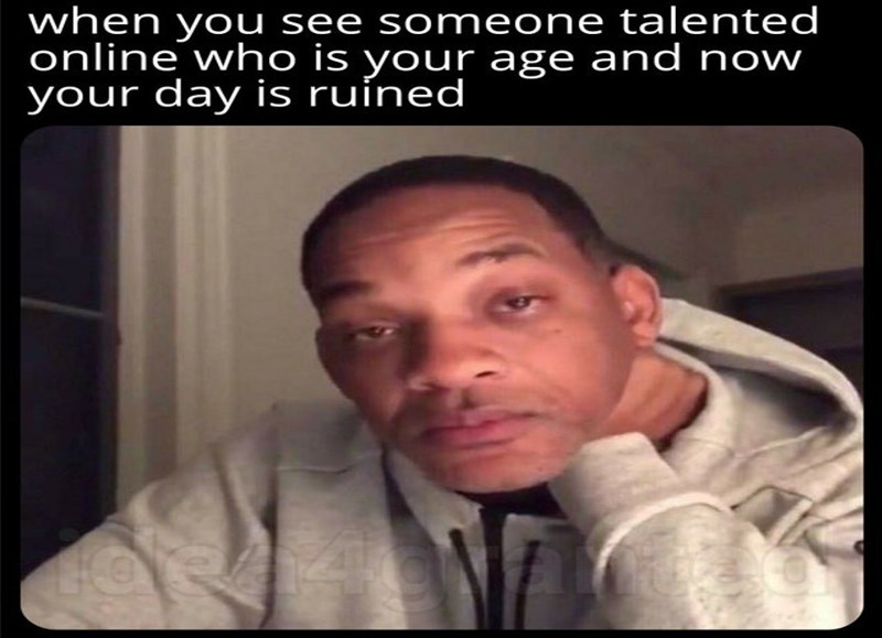top funny random memes hilarious best of reddit 2020 coronavirus covid-19 relatable gaming video game dark humor youtube cyberpunk 2077 | see someone talented online who is age and now day is ruined Sad Will Smith