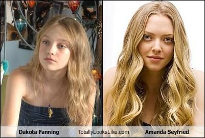 24+ Dakota Fanning Amanda Seyfried  JPG