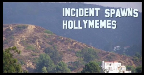 Hollywood sign hollywood - 1325573