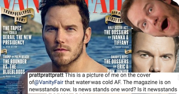 chris pratt,most interesting man
