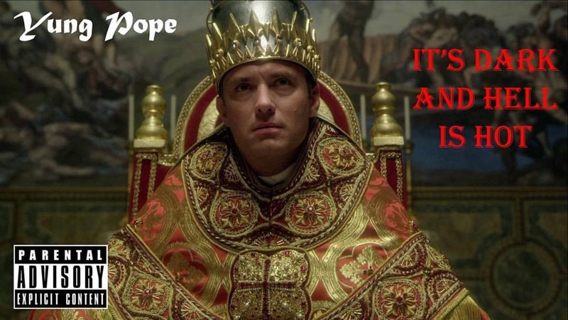 twitter young pope fresh memes - 1334789