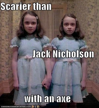 the shining,creepy,Lisa Burns,Louise Burns