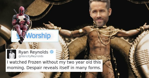 deadpool ryan reynolds win - 1345797