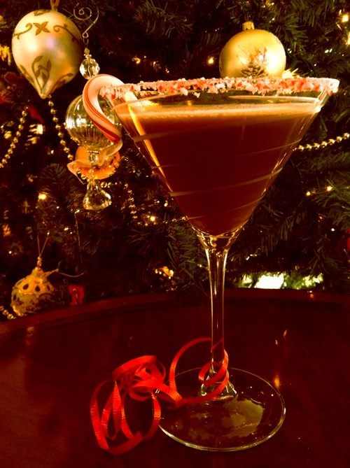 12 days of christmas,alcohol,cocktails,christmas,drinks,christmas cocktails