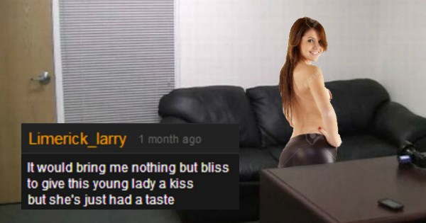 poetic comments on pornhub