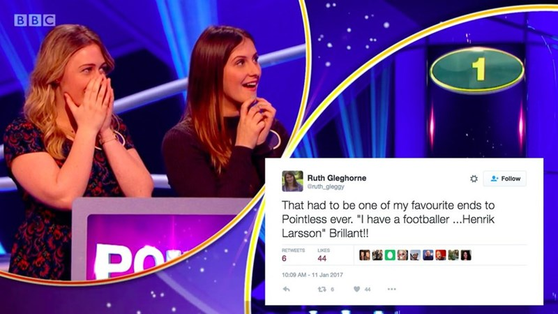 game show twitter awesome reactions win lucky