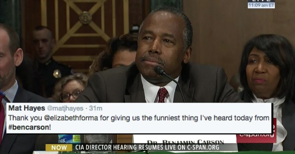 humor ben carson FAIL trump politics - 1364485