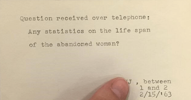 Funny questions asked of librarians from before there was the internet, google, lol, history, new york public library