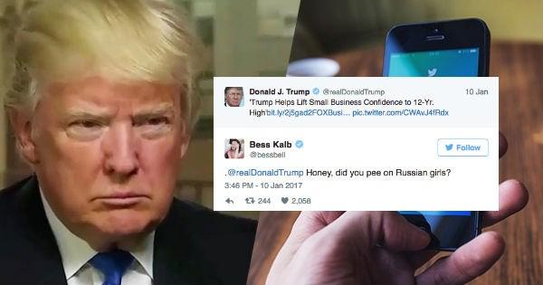 twitter trolling donald trump election 2016 funny politics - 1366789