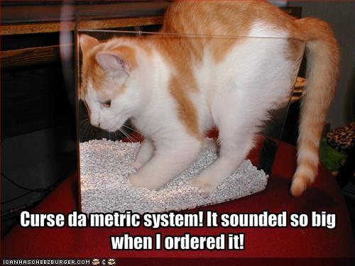 curse cute lolcats metric system tank - 1369499392