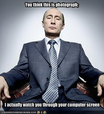 russia Vladimir Putin - 1372182272