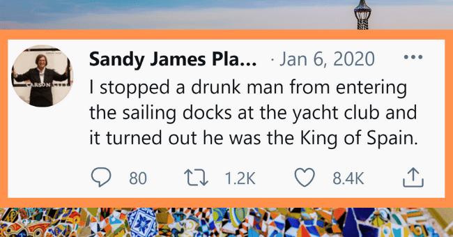 People Tweet Stories That Seem Like Lies But Actually Happened 