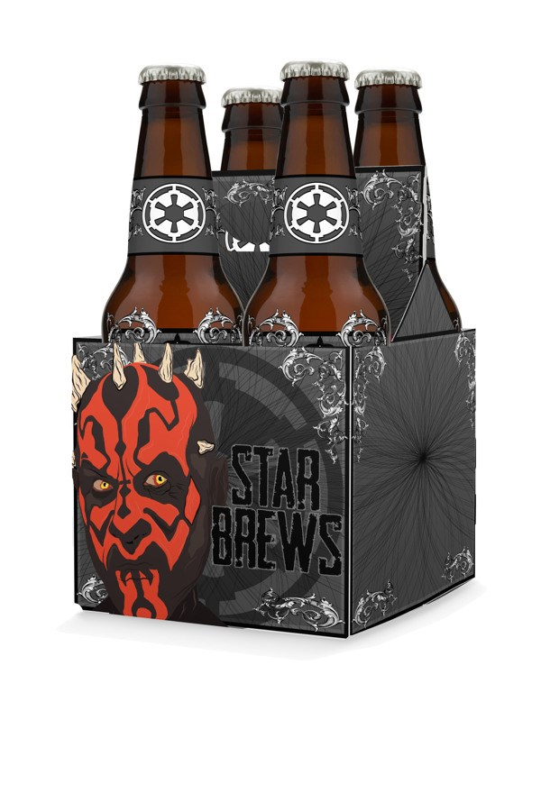 beer awesome boba fett darth maul design funny stormtrooper star wars - 137733