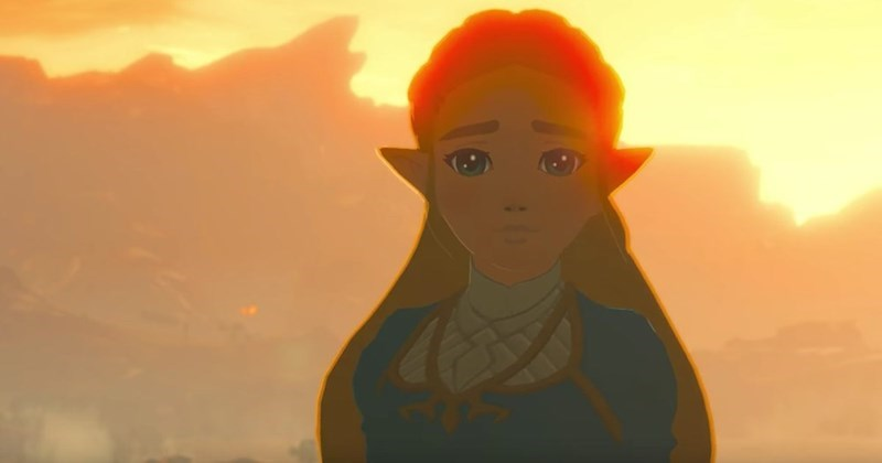 Since its Reveal, Zelda's New Look has Been a Hot Topic of Discussion and Inspiring Amazing Fan Art