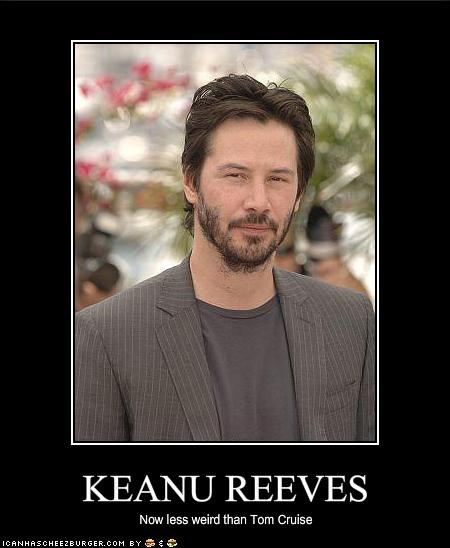 keanu reeves,the hawt