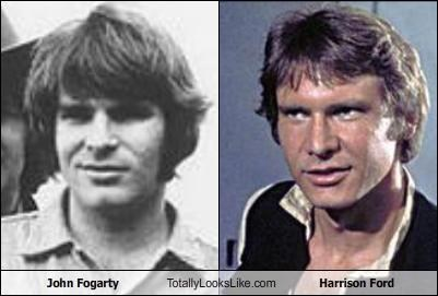 Han Solo Harrison Ford john fogerty star wars