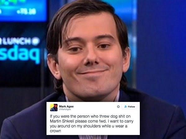 WoW FAIL dog poop funny Video martin shkreli - 1382917