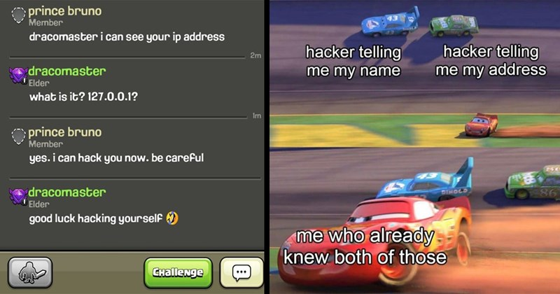wannabe hackers, master hacker, r/masterhacker, reddit, discord, funny memes, memes, hacker memes, cringe, anonymous, funny