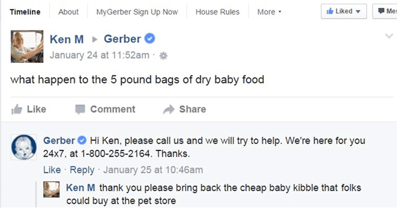 Funny comments from legendary troll Ken M
