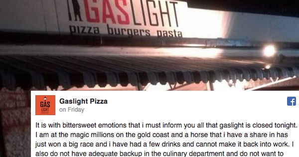 pizza drunk awesome honesty win - 1390085