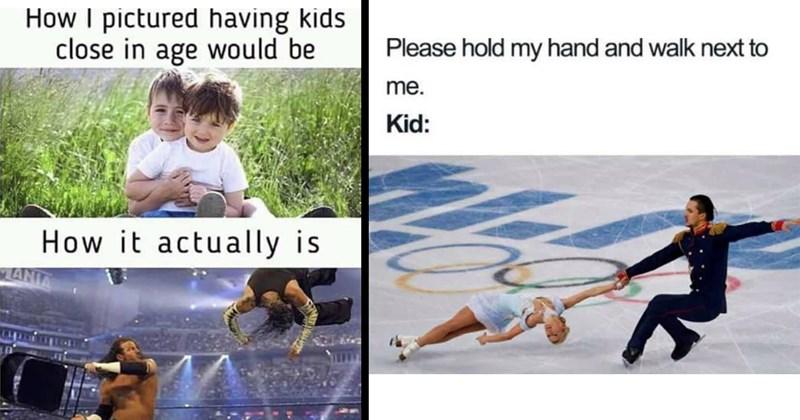 parenting memes, relatable memes, kids, parents, funny memes, single parent, annoying kids, children, family, memes, funny, relatable tweets