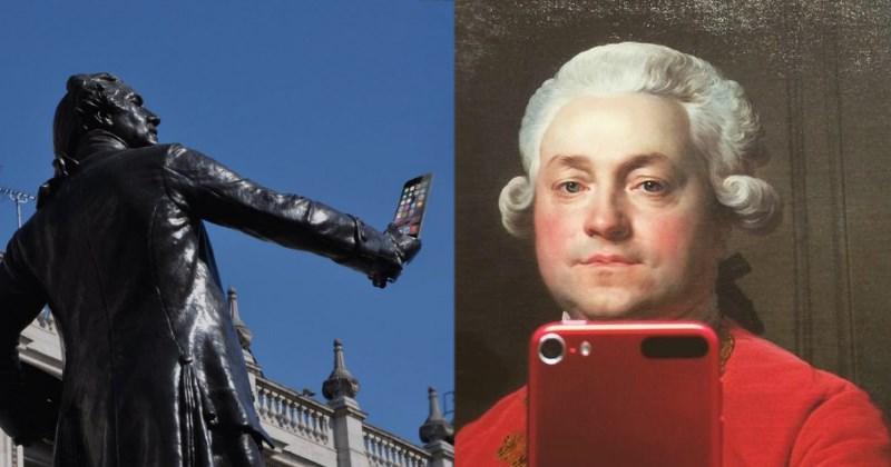 twitter,art,selfie,museum