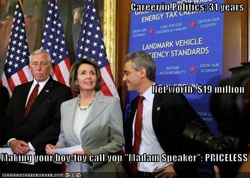 democrats Nancy Pelosi rahm emanuel - 1395290880