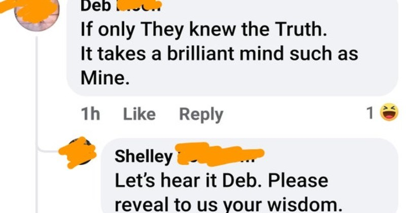 cringeworthy people who believe they're smart