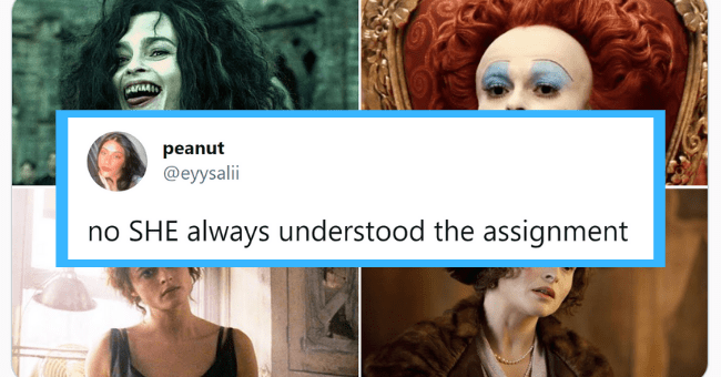 Actors Who Really 'Understood The Assignment,' Twitter's Newest Meme Format| thumbnail text - - peanut @eyysalii no SHE always understood the assignment