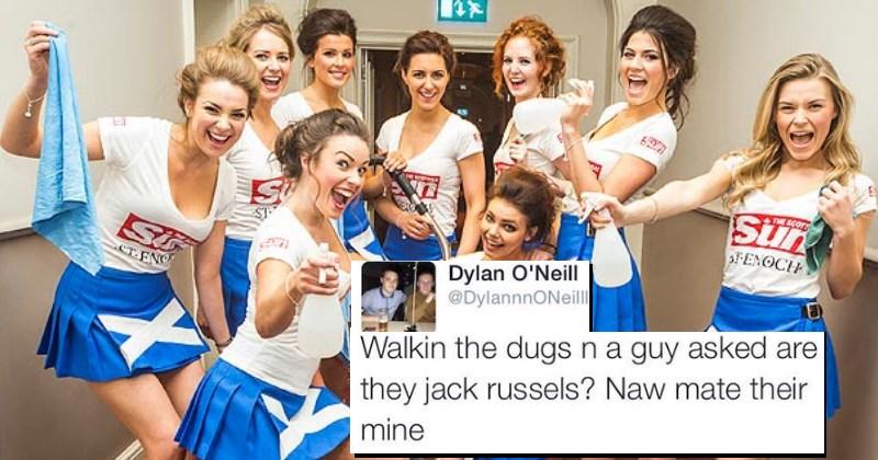 Scottish twitter twitter funny - 1405445