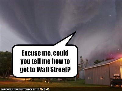 Economics Natural Disasters Wall Street - 1406846208